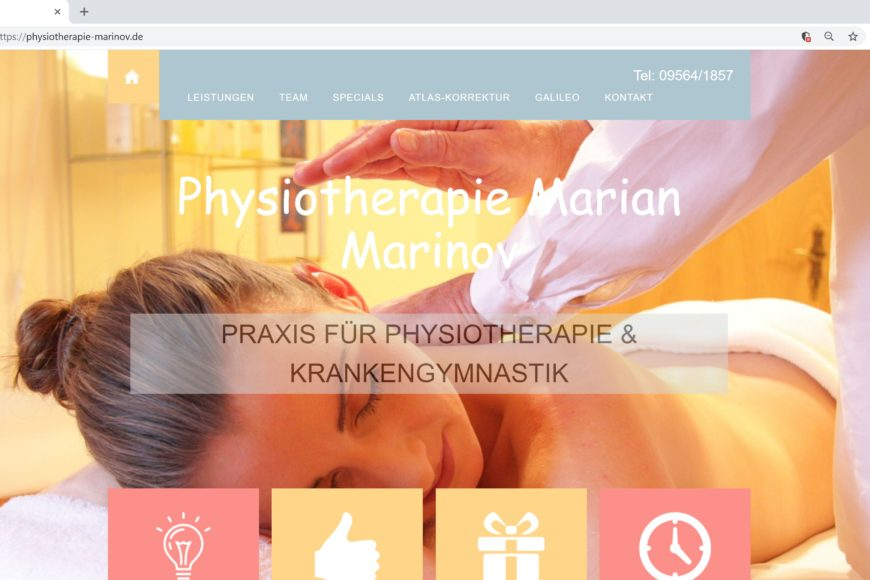 Physiotherapie Marian Marinov