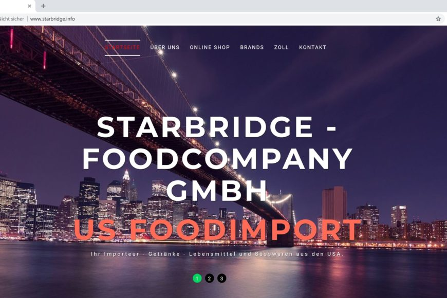 Starbridge Food Company GmbH