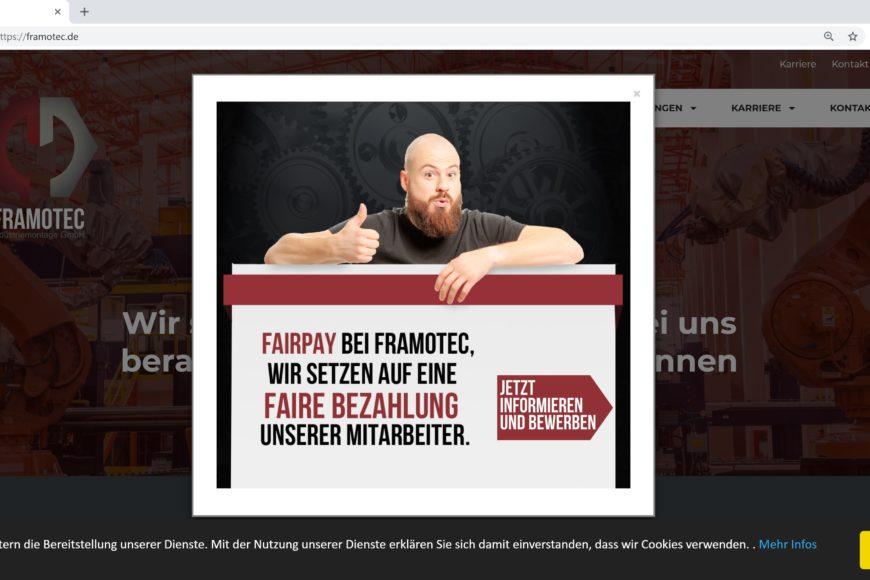 Framotec Industriemontage GmbH