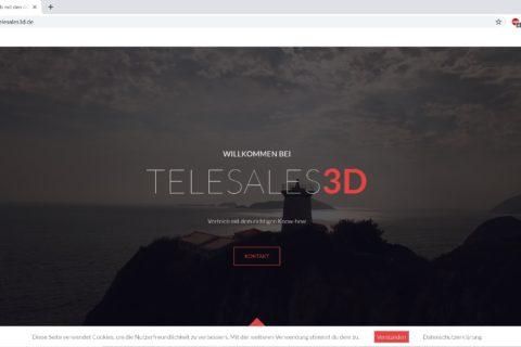 TeleSales3D