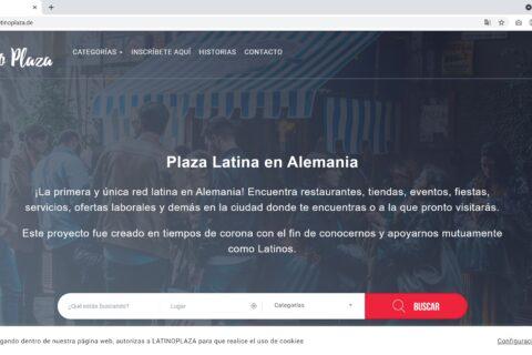 Latino Plaza